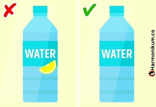 9 helyzet, amikor az ivóvíz fogyasztást szigorúan kerülni kell 8