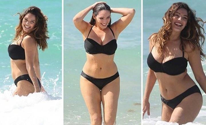 A tudósok szerint az ideális női test! 1