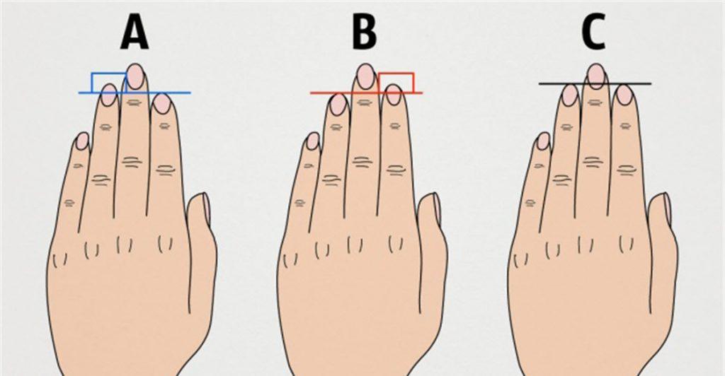 Személyiség elemzés ujjak alapján 1