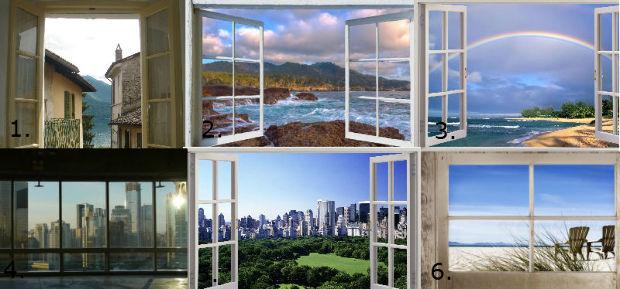 Neked melyik ablak tetszik? Mindent elárul jellemedről 1