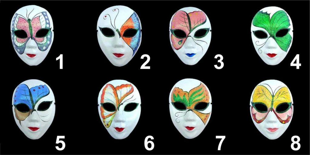 A maszk teszt: kiderül, hogy mit rejtegetsz mások előtt 1