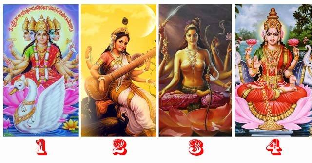 Milyen szerető vagy? Az indiai istennők elárulják! 1