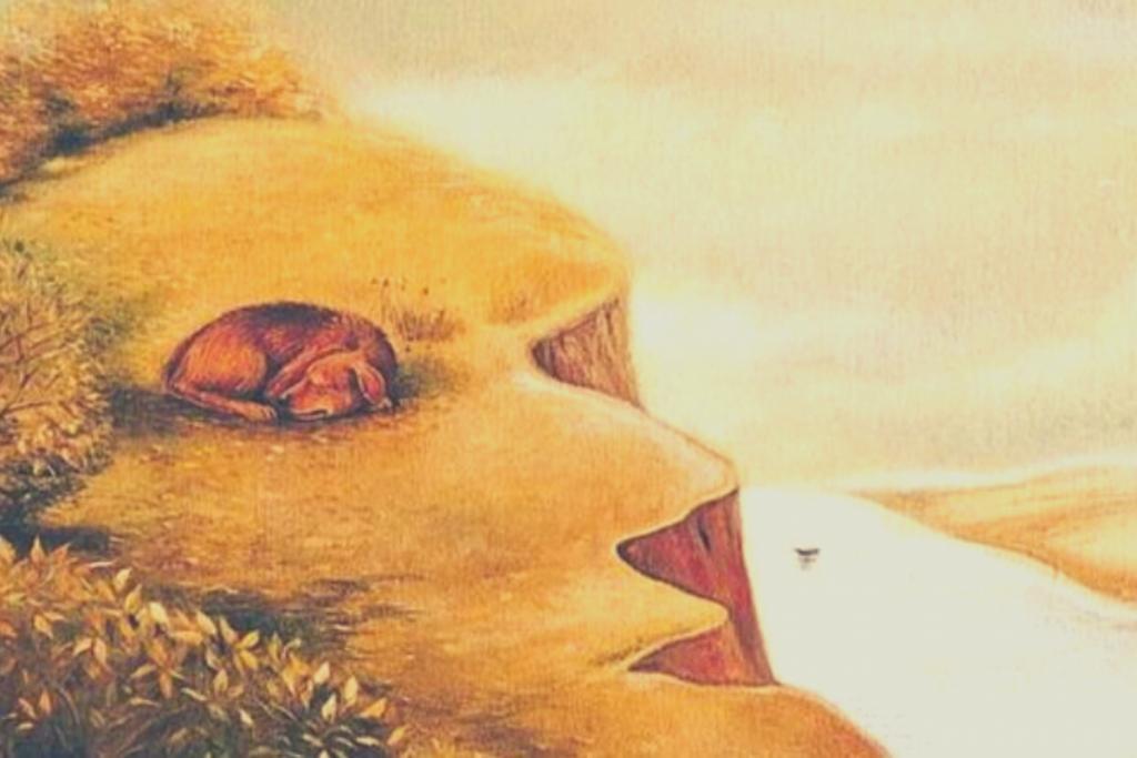 Mit Láttál Meg Először Ezen a Különleges Képen? Rengeteget Elárul a Személyiségedről! 1