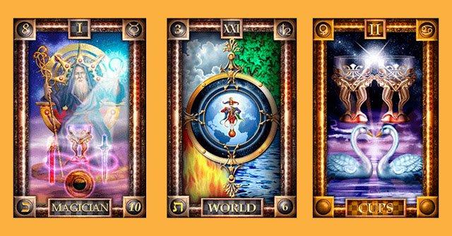 Válassz 1 Tarot Kártyát, Fogadd a Személyes Tanácsát! 1