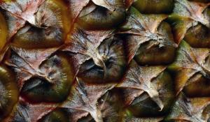 ananász-héj