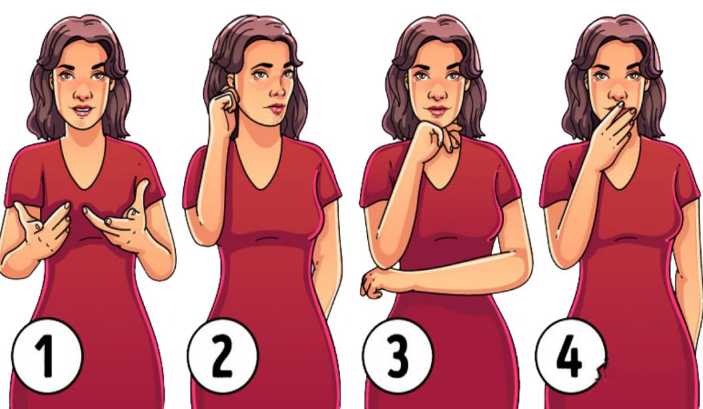 Meg Tudod Mondani Melyik Nő Hazudik? Te Mennyire Ismered a Testbeszédet? 1