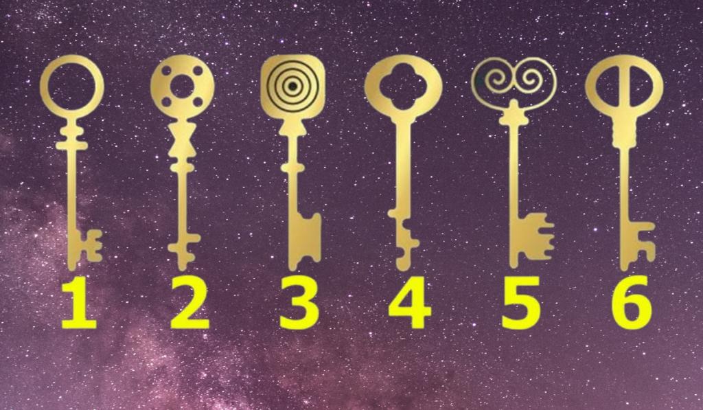 Teszt: Mutass Rá 1 Kulcsra És Nyisd Ki a Jövő Ajtaját! - Tudd Meg Mi Vár Rád! 1