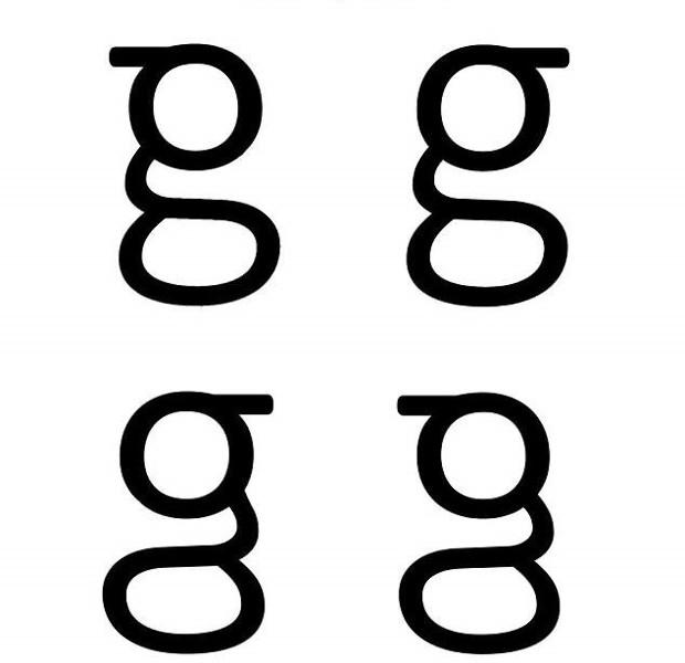 Meg tudod mondani, melyik betű van helyesen írva? Nehezebb mint gondolnád! 1